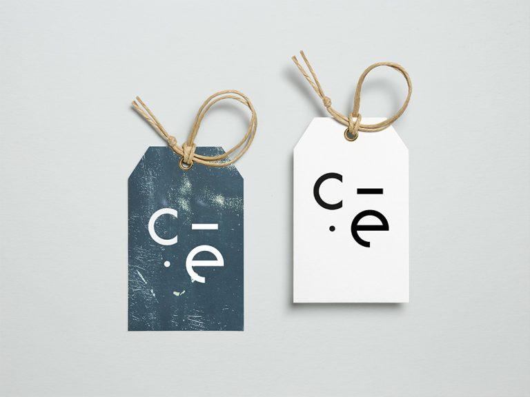 Proposition alternative et minimaliste du logo CIE